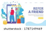 refer friend character at...