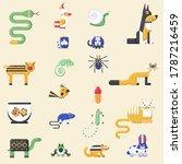 pets flyer  magazines  poster ... | Shutterstock .eps vector #1787216459
