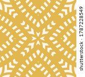 vector geometric seamless... | Shutterstock .eps vector #1787228549