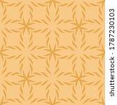 vector geometric seamless... | Shutterstock .eps vector #1787230103