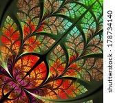 Multicolor Fabulous Fractal...