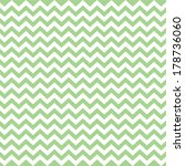 green vintage card  zigzag...   Shutterstock .eps vector #178736060