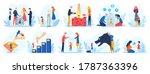 parents and children parenting... | Shutterstock .eps vector #1787363396