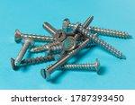 Steel screws  metal screw  iron ...