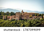 most famous view of the...   Shutterstock . vector #1787399099