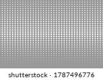 halftone poster in gray colors. ...   Shutterstock .eps vector #1787496776
