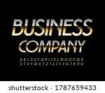 vector elegant banner business... | Shutterstock .eps vector #1787659433