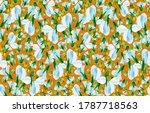 watercolor seamless pattern of...   Shutterstock . vector #1787718563