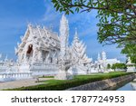 Wat Rong Khun The White Temple...