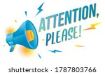 attention please   advertising... | Shutterstock .eps vector #1787803766