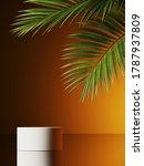 minimal background for branding ... | Shutterstock . vector #1787937809