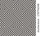 abstract ornate striped... | Shutterstock . vector #178796348