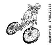 tattoo and t shirt design black ...   Shutterstock .eps vector #1788151133