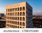 Rome  Italy   08 01 2020  The...