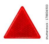 emergency warning sign  | Shutterstock . vector #178836503
