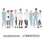 characters of cute cartoon...   Shutterstock .eps vector #1788405923
