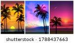 Summer Tropical Beach...
