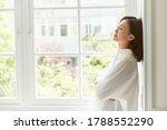 beautiful young asian woman... | Shutterstock . vector #1788552290