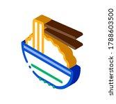 south korea meal icon vector.... | Shutterstock .eps vector #1788603500