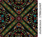 seamless pattern design... | Shutterstock .eps vector #1788616469