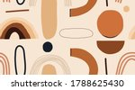 modern minimalist abstract... | Shutterstock .eps vector #1788625430