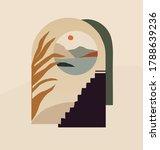 modern minimalist abstract...   Shutterstock .eps vector #1788639236