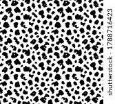 polka dot grunge seamless... | Shutterstock .eps vector #1788716423