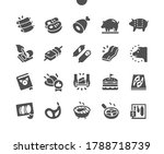 pork well crafted pixel perfect ... | Shutterstock .eps vector #1788718739