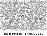 sketchy vector hand drawn... | Shutterstock .eps vector #1788792116