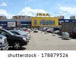 moscow  russia   june 12  2013  ... | Shutterstock . vector #178879526