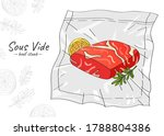 vector hand drawn sketch...   Shutterstock .eps vector #1788804386