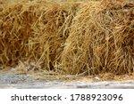 Haystack  Hay Straw  Bale Of...