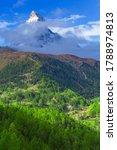 Matterhorn Snow Mount And...