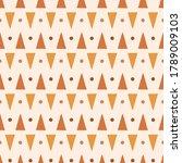 rough triangle geometric...   Shutterstock .eps vector #1789009103