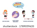 vector illustration of children ... | Shutterstock .eps vector #1789059620