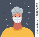 cartoon vector illustration of... | Shutterstock .eps vector #1789086770