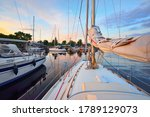 Elegant And Modern Sailing...