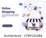 online shopping  digital...