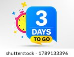 countdown left days banner with ... | Shutterstock .eps vector #1789133396
