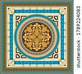 fashionable golden chains ...   Shutterstock .eps vector #1789224083
