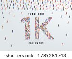 Thank You  1k Or One Thousand...