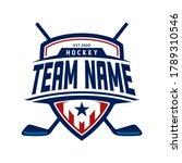 American Ice Hockey Shield...