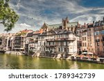 View On The River Mosell In...