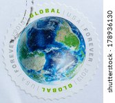 united states   circa 2013  a... | Shutterstock . vector #178936130