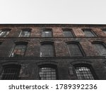 Old Factory Building In Lodz ...