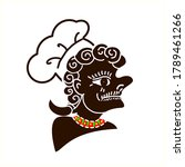 logo thai southern style food...   Shutterstock .eps vector #1789461266