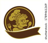 logo thai southern style food...   Shutterstock .eps vector #1789461269