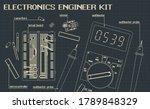 stylized vector illustration of ... | Shutterstock .eps vector #1789848329