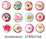 Cupcakes With Beautiful...