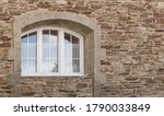 Beautiful Arched Window In...